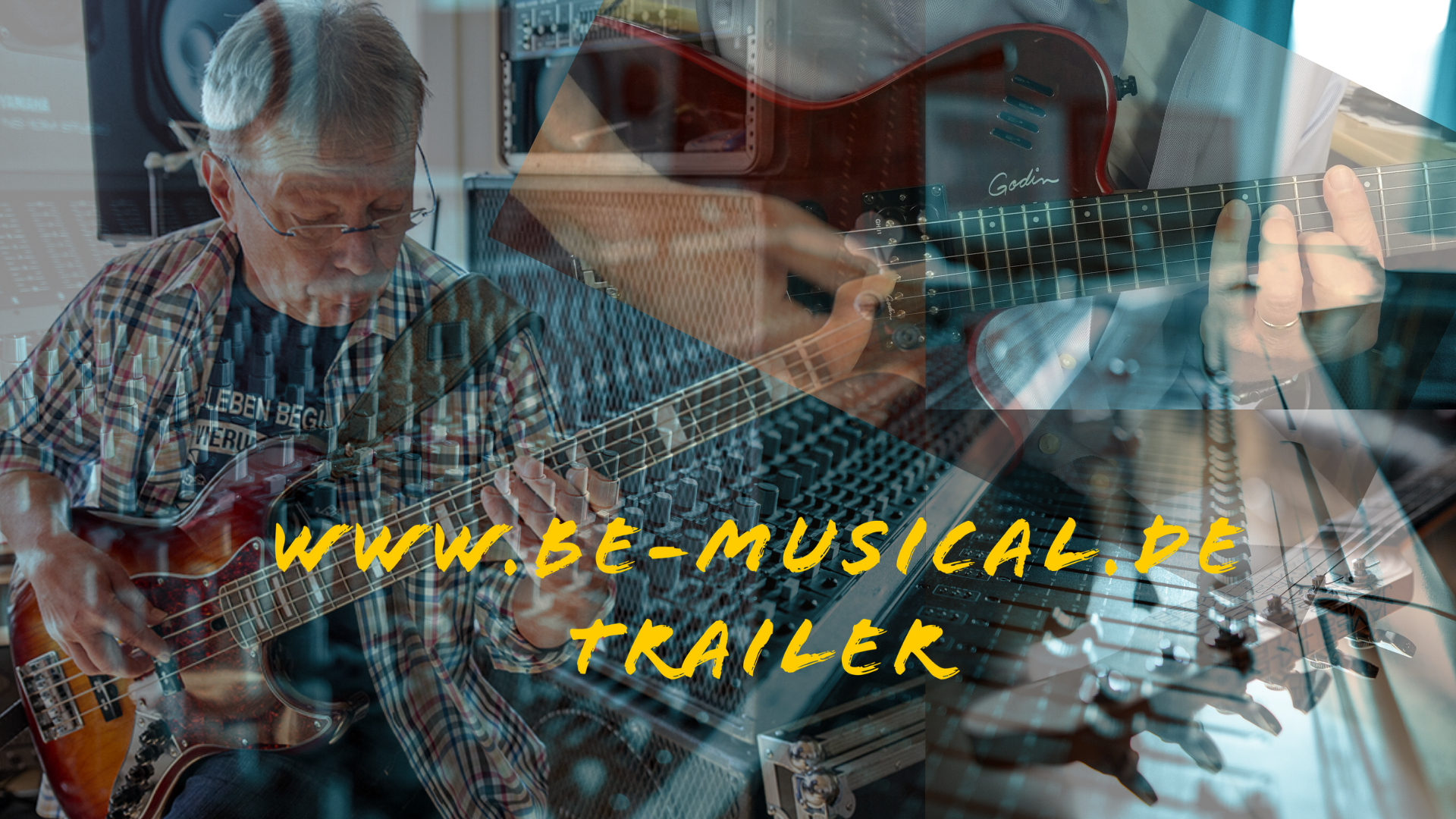 "Trailer ""Be musical"""